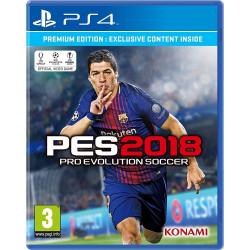 Pro Evolution Soccer 2018...