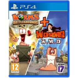 Worms Battlegrounds +...