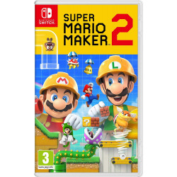Super Mario Maker 2...