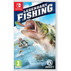 Legendary Fishing Nintendo...