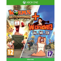 Worms Battlegrounds +...