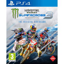 Monster Energy Supercross 3...