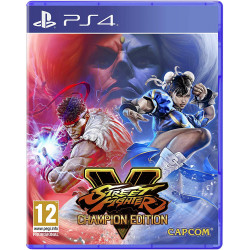 Street Fighter V Champion...