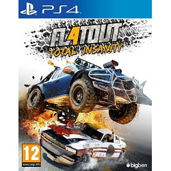 Flatout 4 Total Insanity PS4