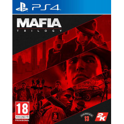 MAFIA TRILOGY PS4