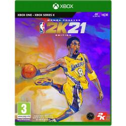 NBA 2K21 Mamba Forever...