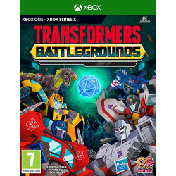 Transformers Battlegrounds...
