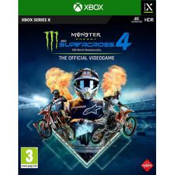 Monster Energy Supercross -...