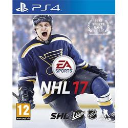 NHL 17 PS4