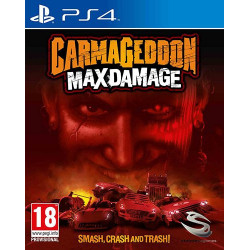 Carmagedoon Max Damage PS4