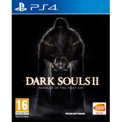 Ps4 Dark Souls II : Scholar...