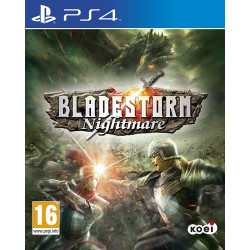 Ps4 Bladestorm : Nightmare