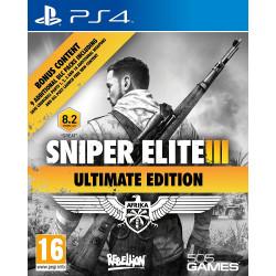 Ps4 Sniper Elite III...