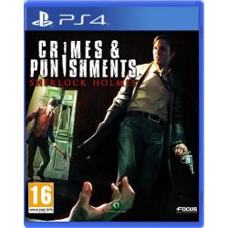 Sherlock Holmes Crimes and...