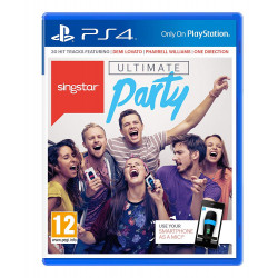 Singstar : Ultimate Party Ps4