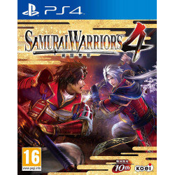 Samurai Warriors 4 Ps4