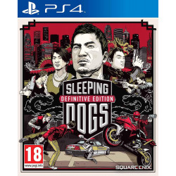 Ps4 Sleeping Dogs :...