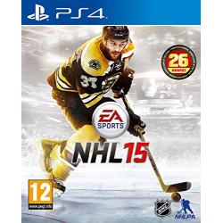 NHL 15 PS4