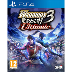 WARRIORS OROCHI 3 ULTIMATE PS4