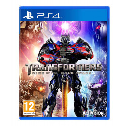 TRANSFORMERS : RISE OF THE...