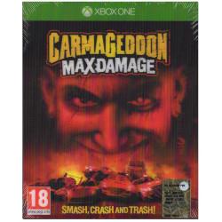 Carmageddon Max Damage Xbox...