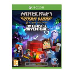 Minecraft: Story Mode Xbox One