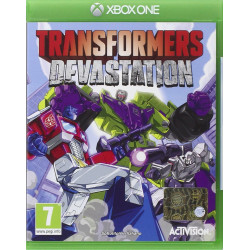 Transformers Devastation...
