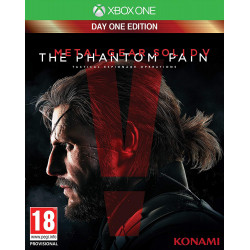 Metal Gear Solid V: The...