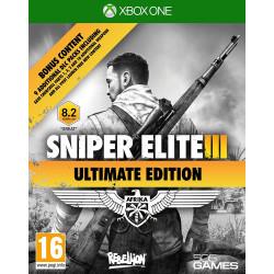 Xbox One Sniper Elite III...