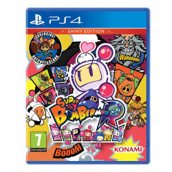 Super Bomberman R - Shiny...