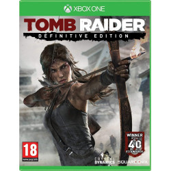 Xbox One Tomb Raider -...