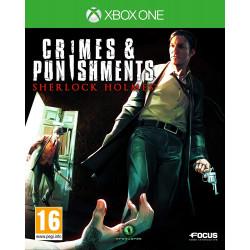 Xbox One Sherlock Holmes :...