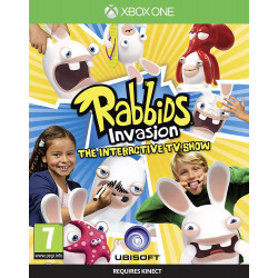 Xbox One Rabbids Invasion :...