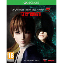 Xbox One Dead Or Alive 5 :...