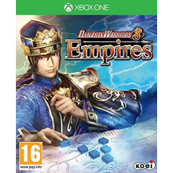 Xbox One Dynasty Warriors 8...