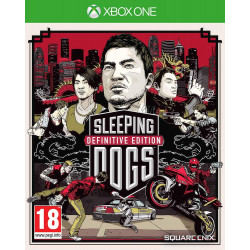 Xbox One Sleeping Dogs :...