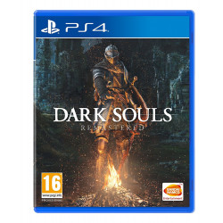 Dark Souls: Remastered PS4