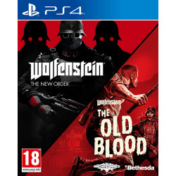 Wolfenstein PS4 (The Old...