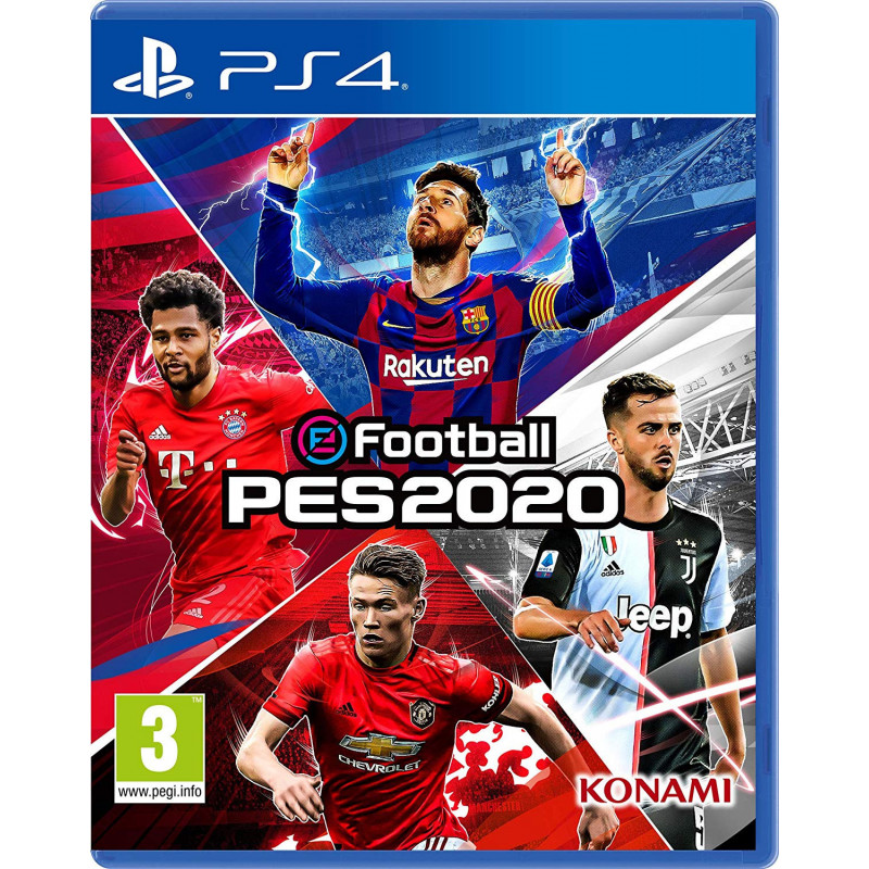 Ps4 Games 2020.Efootball Pes 2020 Ps4