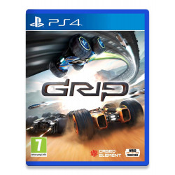 Grip: Combat Racing PS4