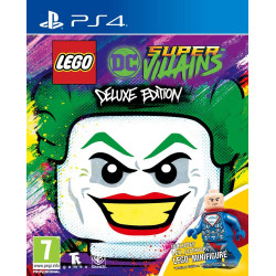 Lego DC Super Villains...