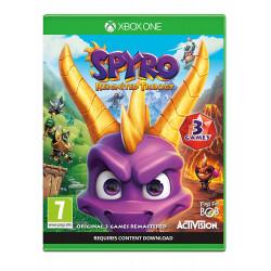 Spyro Reignited Trilogy...