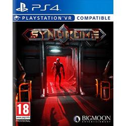 Syndrome PSVR/PS4